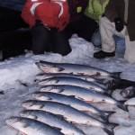 December 30 Fishing